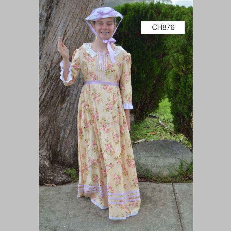 1800s Costume 1800s Costume  sc 1 st  Costume Closet & Walk Through Time Costumes u2013 Palos Verdes Costume Closet