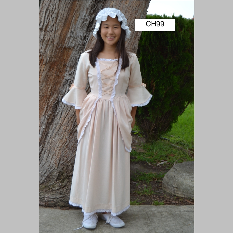 Colonial costume sex